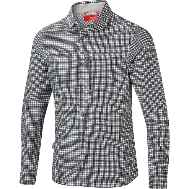 Craghoppers - Men's Nosilife Berko LS Shirt