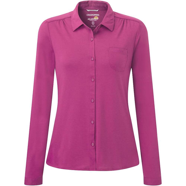 Craghoppers - Women's Kaile Trek LS Shirt