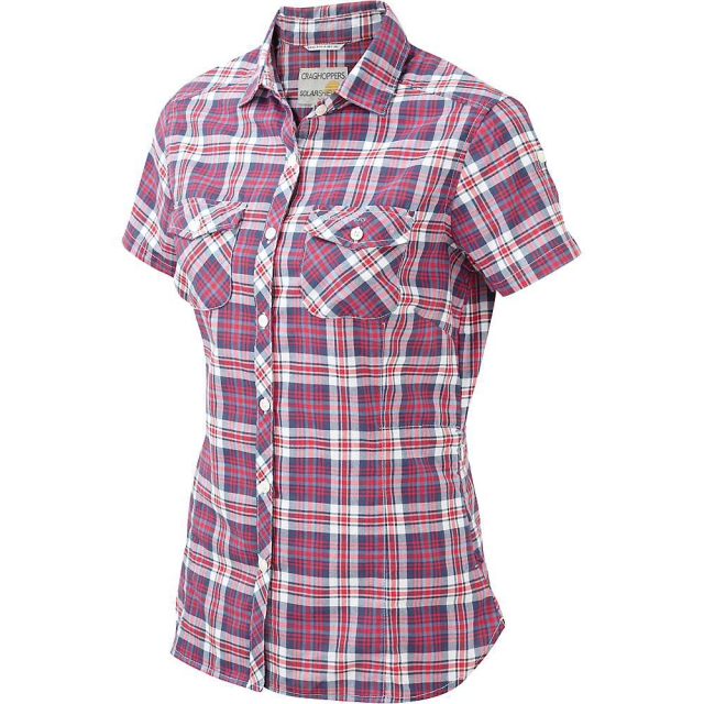 Craghoppers - Women's Ellema SS Shirt
