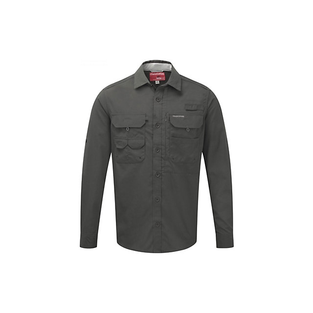Craghoppers - NosiLife Long Sleeved Angler Shirt