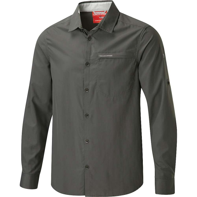 Craghoppers - Men's Nosilife Belay LS Shirt