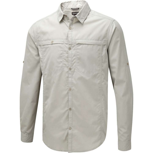 Craghoppers - Men's Kiwi Trek LS Shirt