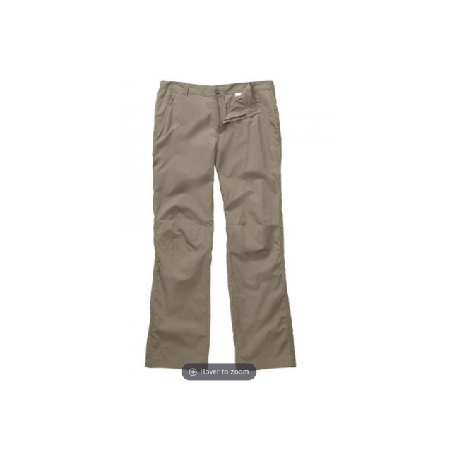 Craghoppers - Mens Kiwi Pro Lite Trousers Taupe 38/32
