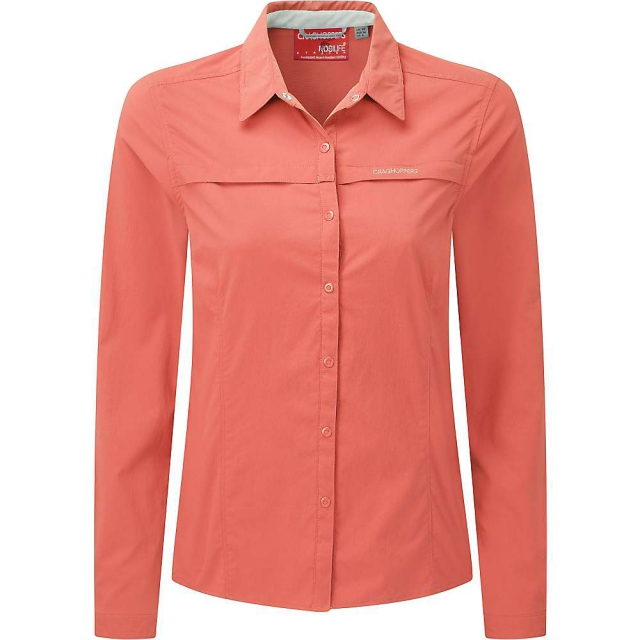 Craghoppers - Women's Nosilife Pro Lite LS Shirt