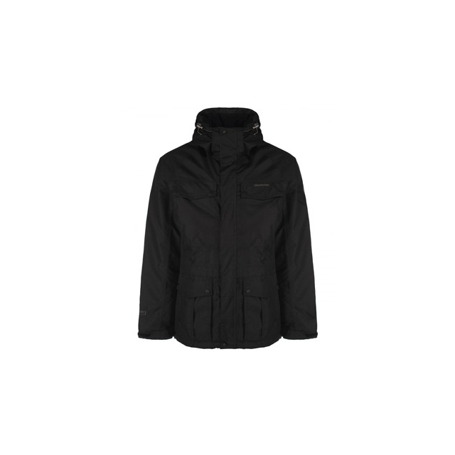 Craghoppers - Kiwi Thermic Jacket - Men's-Dark Cedar-M