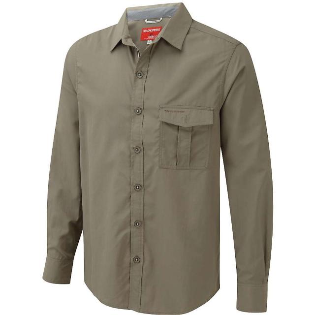 Craghoppers - Boy's Nosilife Explorer Shirt