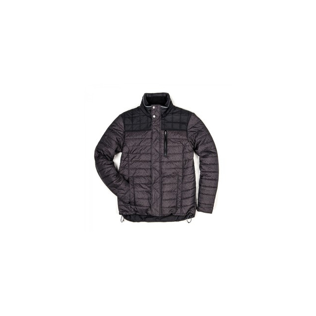 Craghoppers - Hawksworth Jacket - Men's-Black Pepper-L