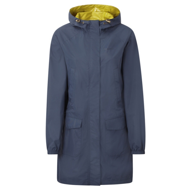 Craghoppers - Womens Summer Parka - Closeout Soft Navy 06