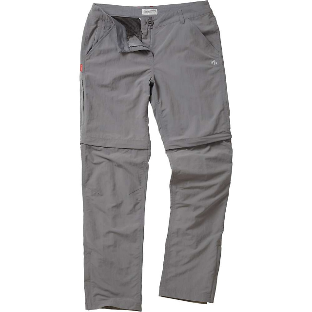Craghoppers - Women's Nat Geo Nosilife Zip-Off Trouser