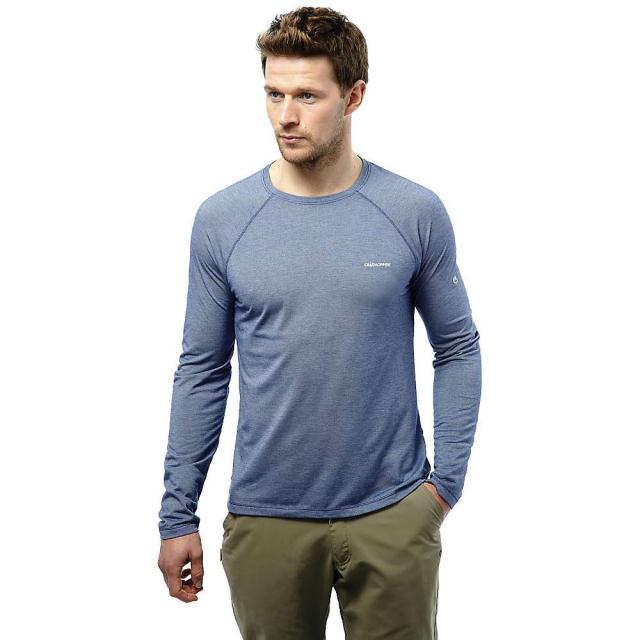 Craghoppers - Men's Nat Geo Nosilife Goddard LS T Shirt