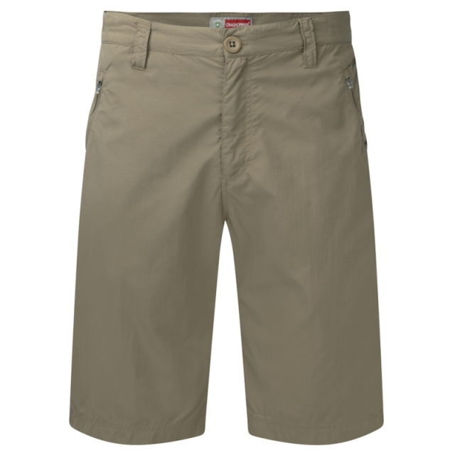 Craghoppers - Womens InsectShield Pro Lite Shorts - Closeout Taupe 04