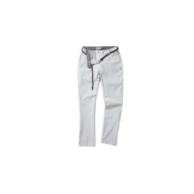 Craghoppers - Craghoppers Nosilife Fleurie Pants - Women's-Grey-10