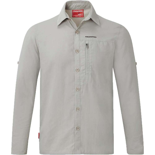 Craghoppers - Boys' Nosilife Jerome Shirt