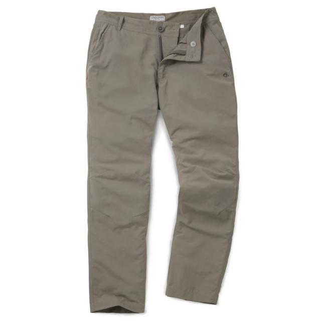 Craghoppers - Mens NosiLife Mercier Trousers - Closeout Pebble 36/32