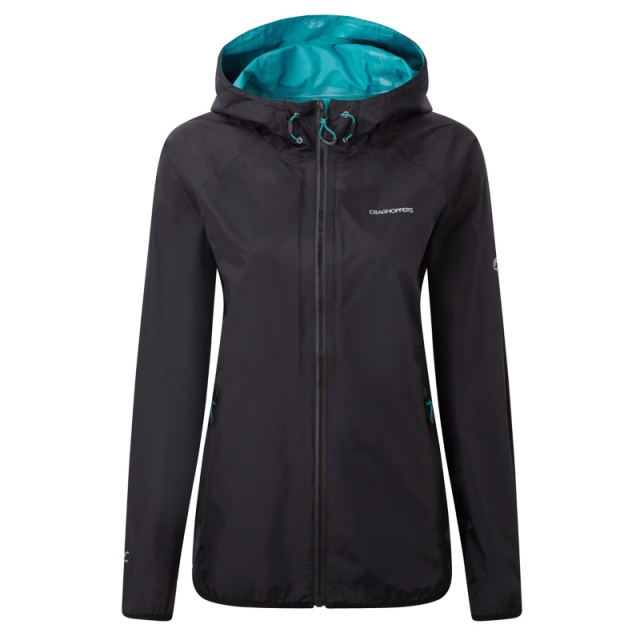 Craghoppers - Womens Pro Lite Waterproof Jacket - Sale Black 08
