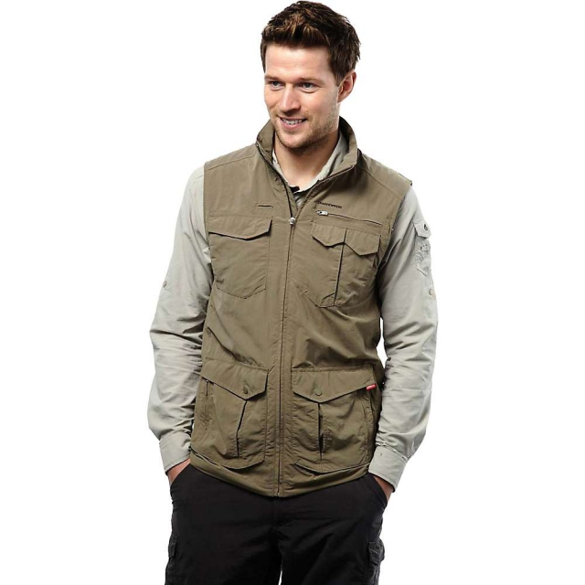 Craghoppers - Men's Nosilife Adventure Gilet Vest