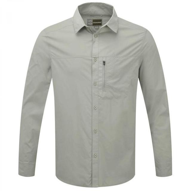 Craghoppers - Men's Nat Geo NosiLife Pro Lite Long Sleeve Shirt