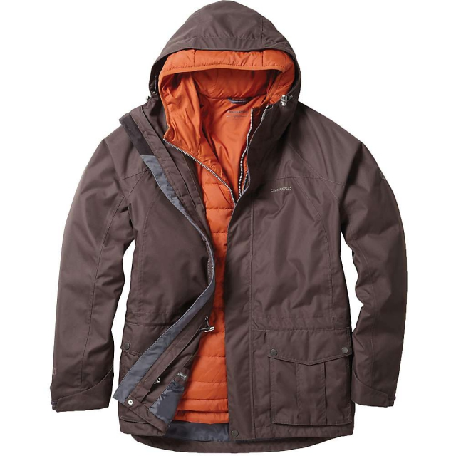 Craghoppers - Men's Kiwi 3-In-1 Compresslite Jacket