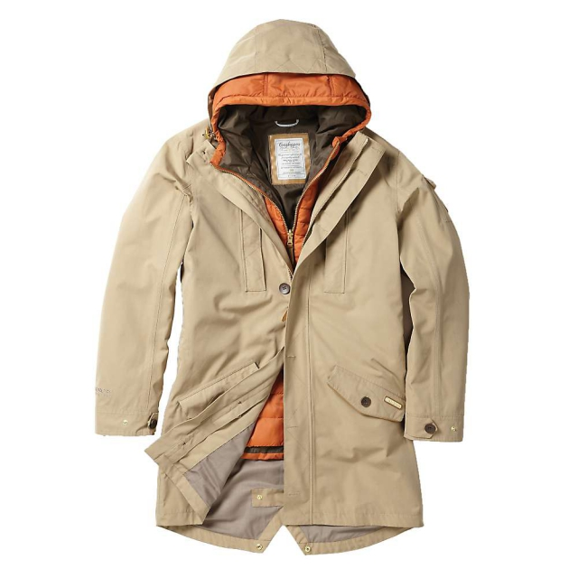 Craghoppers - Men's Nat Geo 364 3 in 1 Hooded Jacket