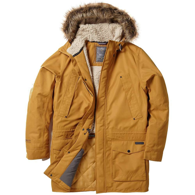 Craghoppers - Men's Nat Geo Argyle Parka