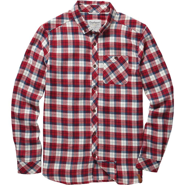 Craghoppers - Men's Kearney LS Check Shirt
