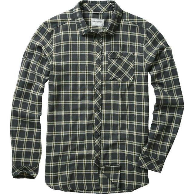 Craghoppers - Men's Brigden LS Check Shirt