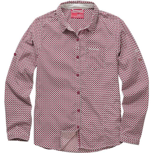 Craghoppers - Women's Nosilife Olivie LS Shirt
