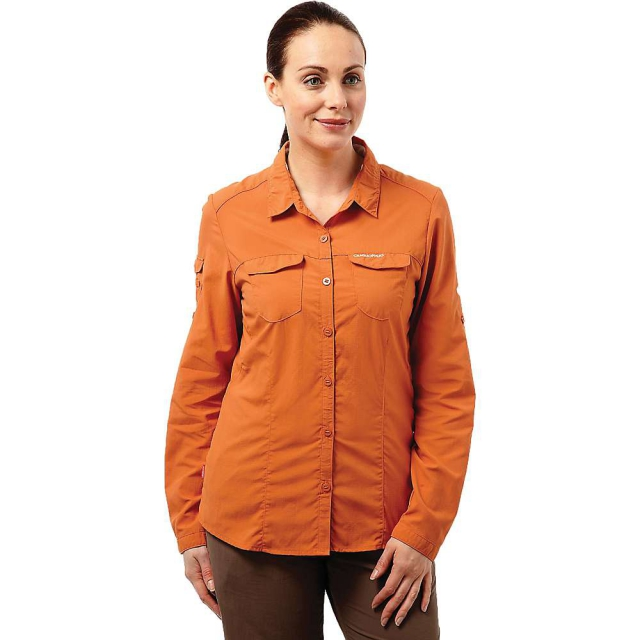 Craghoppers - Women's Nosilife Olivie LS Shirt