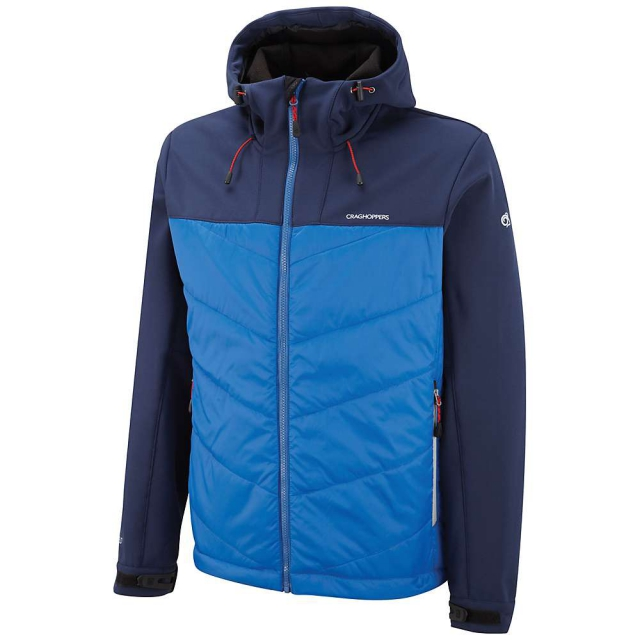 Craghoppers - Men's Hiro Hooded Jacket