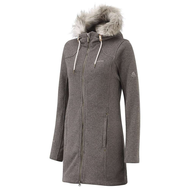 Craghoppers - Women's Bingley Hooded Long Jacket
