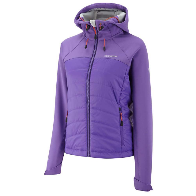 Craghoppers - Women's Ishi Hooded Jacket
