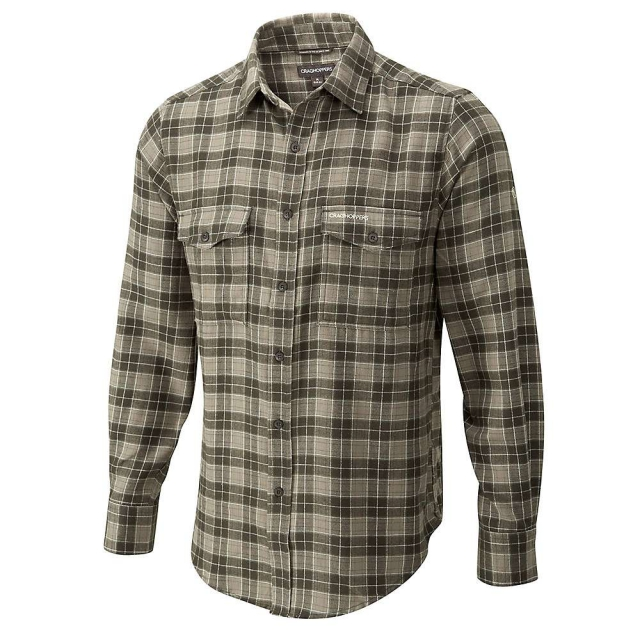 Craghoppers - Kiwi Check Long Sleeved Shirt