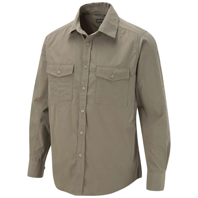 Craghoppers - Men's Kiwi Long Sleeve Shirt
