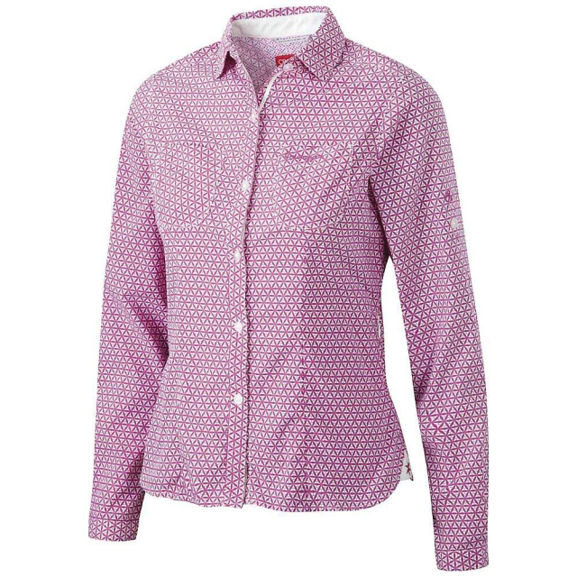 Craghoppers - Women's Nosilife Carmelo Long Sleeve Shirt