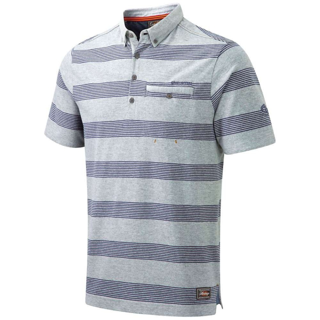 Craghoppers - Men's Jackson Short Sleeve Polo Shirt