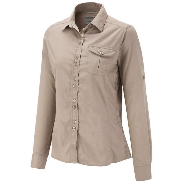 Craghoppers - Women's Kiwi Long Sleeve Shirt