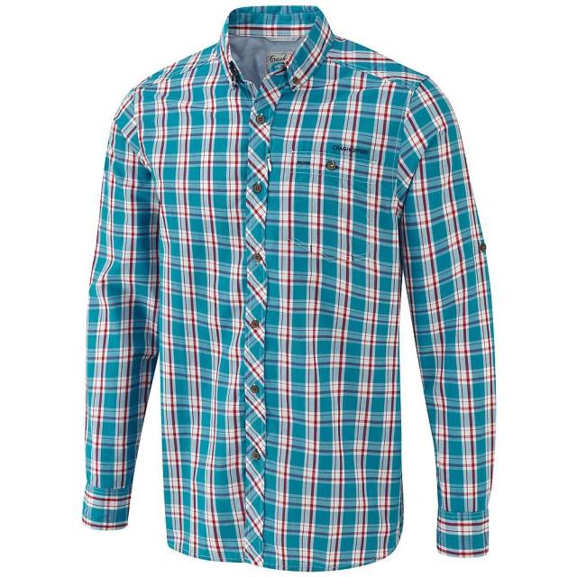 Craghoppers - Men's Portland Long Sleeve Shirt