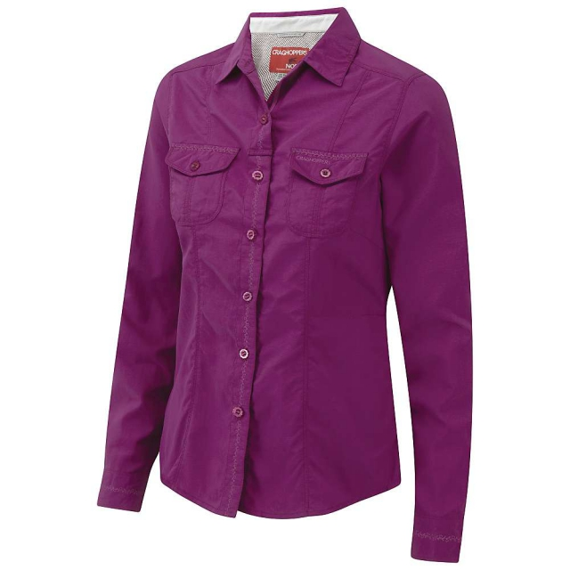 Craghoppers - Women's Nosilife Darla Long Sleeve Shirt