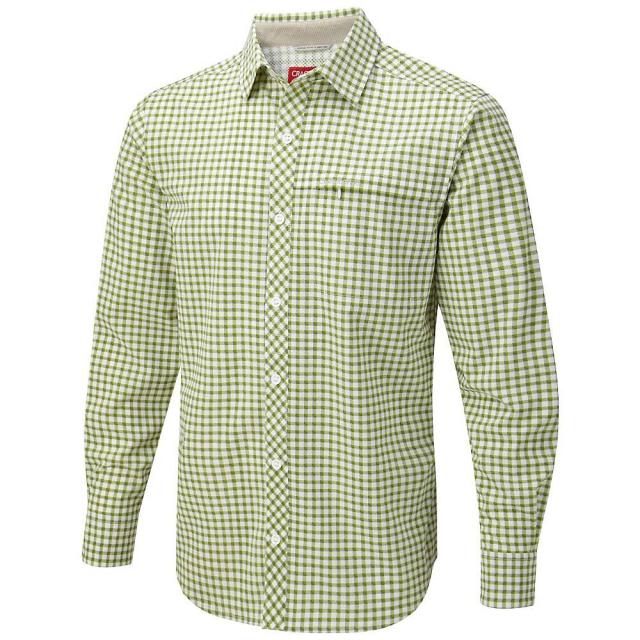 Craghoppers - Men's Nosilife Luas Long Sleeve Shirt