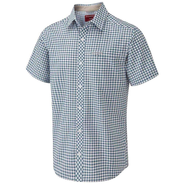Craghoppers - Men's Nosilife Luas SS Shirt