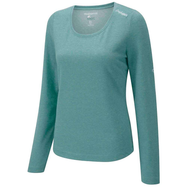 Craghoppers - Women's Nosilife Long Sleeve T-Shirt