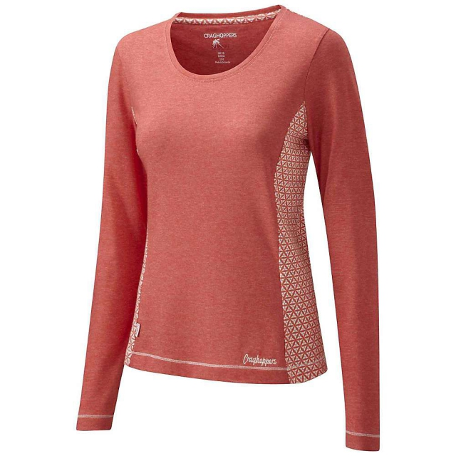 Craghoppers - Women's Nosilife Benita Long Sleeve T-Shirt