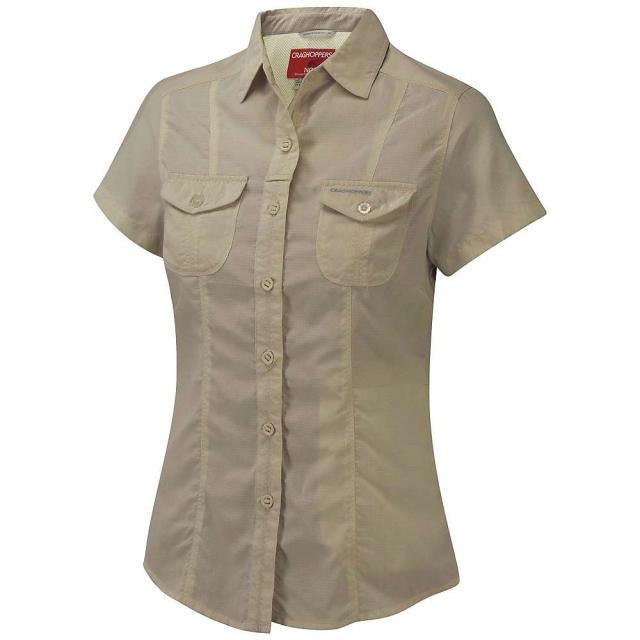 Craghoppers - Women's Nosilife Darla SS Shirt