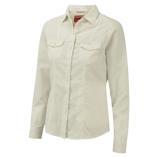 Craghoppers - Women's NLife L/S Shirt