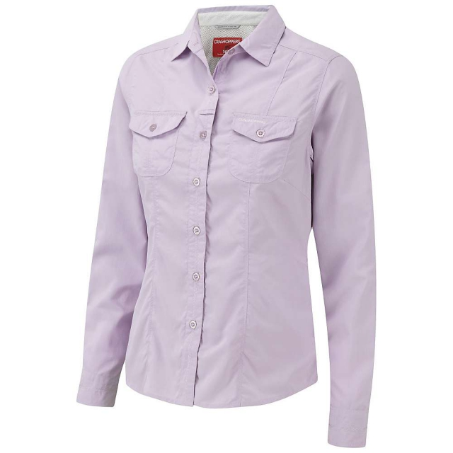 Craghoppers - Women's Nosilife Darla Long Sleeve Shirt