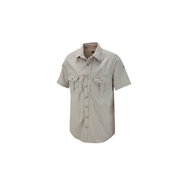 Craghoppers - NosiLife Short Sleeve Shirt - Men's-S