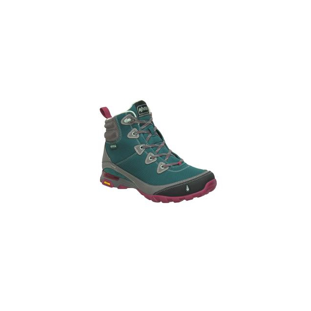 Ahnu - Sugarpine Hiking Boot Women's, Deep Teal, 10