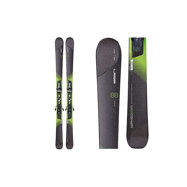 Elan Skis - Amphibio 88 XTi Skis with ELX 12.0 Fusion Bindings