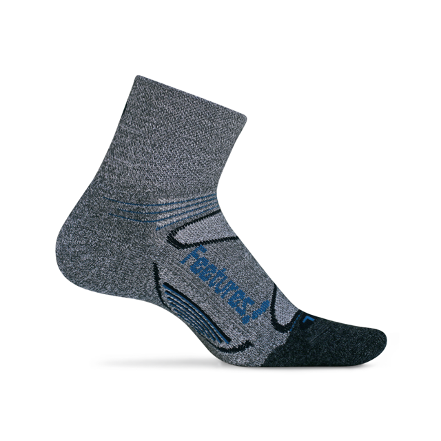 Feetures! - Merino+ Light Cushion Quarter