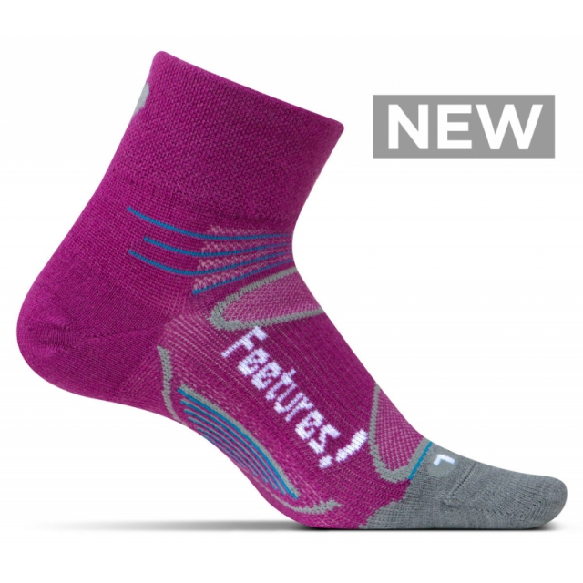 Feetures! - Merino+ Ultra Light Quarter